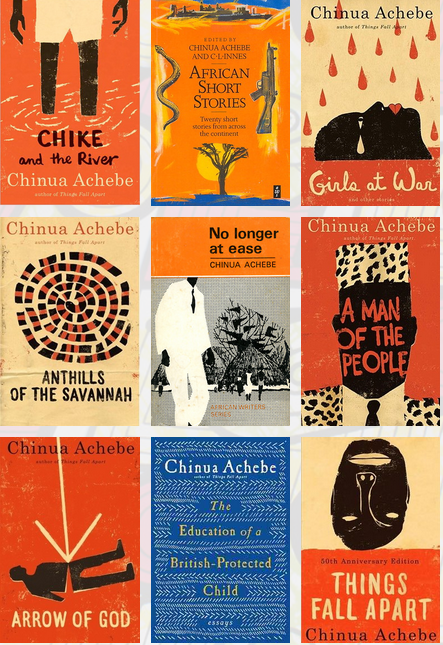 an image of africa chinua achebe essay Chinua achebe (/ ˈ tʃ ɪ n w ɑː ə ˈ tʃ his lecture an image of africa: achebe published an essay entitled where angels fear to tread in.