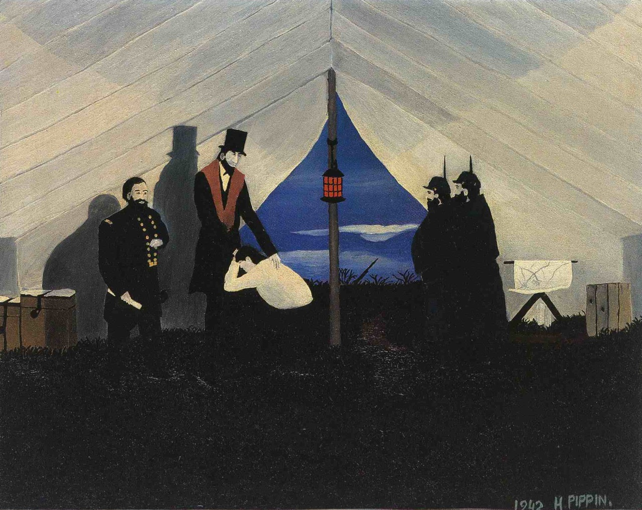 In Collection: Horace Pippin - AFRICANAH.ORG