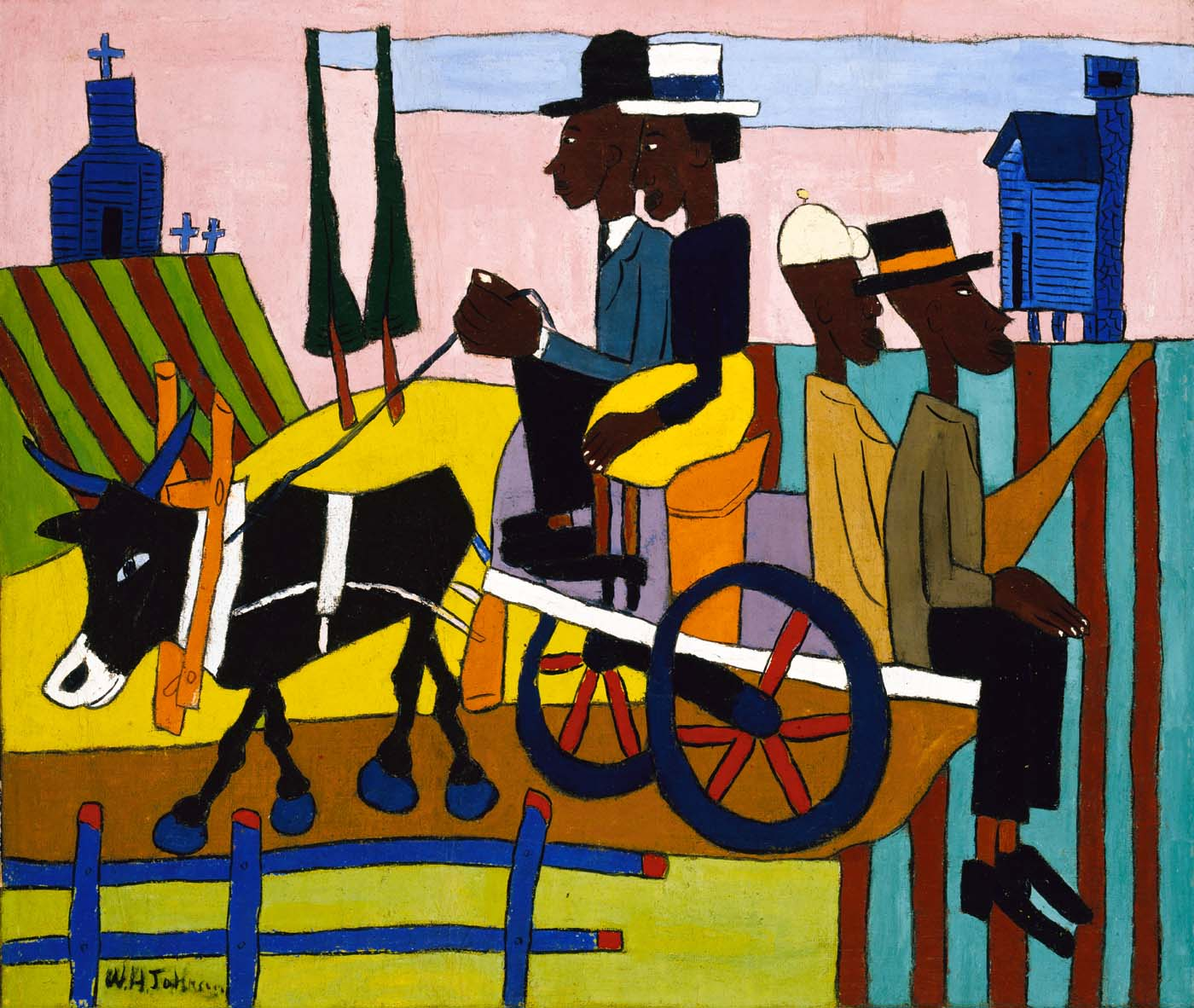 In Collection William H Johnson Africanah Org