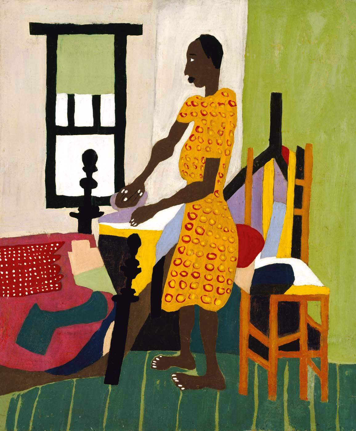 essays on william h. johnson Living and working abroad for many years, the african american painter william h johnson (1901-1970) is best known for his style of colorful, neo-folk depictions of the black experience william henry johnson was born in florence, south carolina, in 1901 as a young boy johnson drew frequently .