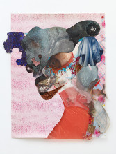Wangechi Mutu's Eye Spy, 2012
