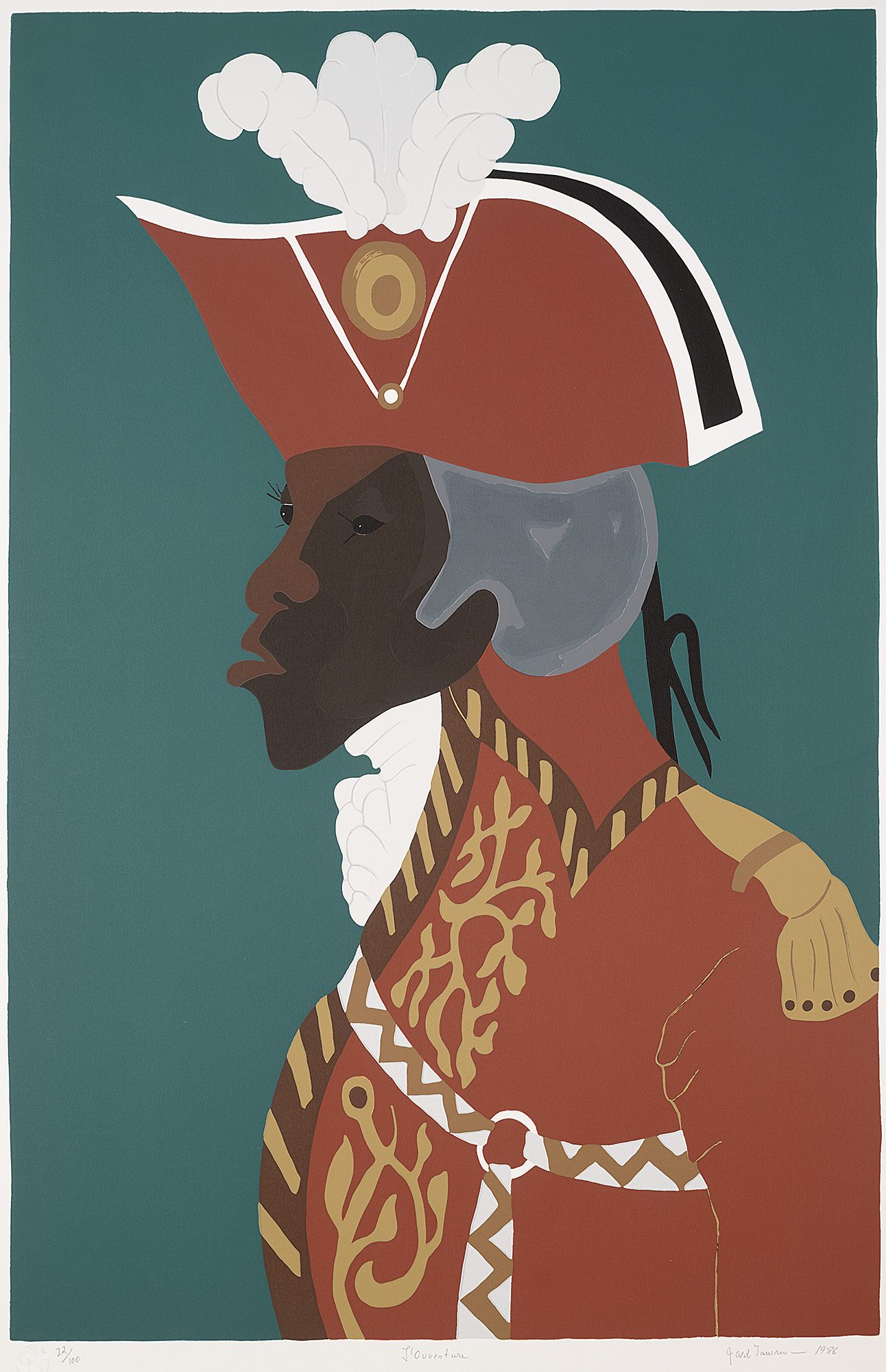 toussaint l ouverture Toussaint louverture became a leader later on in 1794, forming an effective  military  in december 1803 a second goal was accomplished with the defeat of  the.