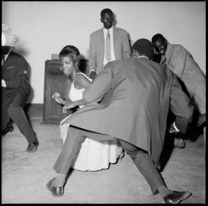 MalickDansez Le twist1965