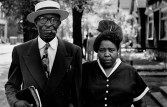 ParksHusbandandWife, SundayMorning, Detroit, Michigan1950