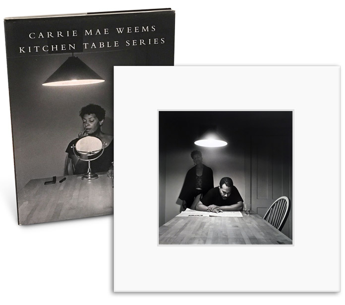 Kitchen Table Series: The Kitchen Table Series Of Carrie Mae Weems