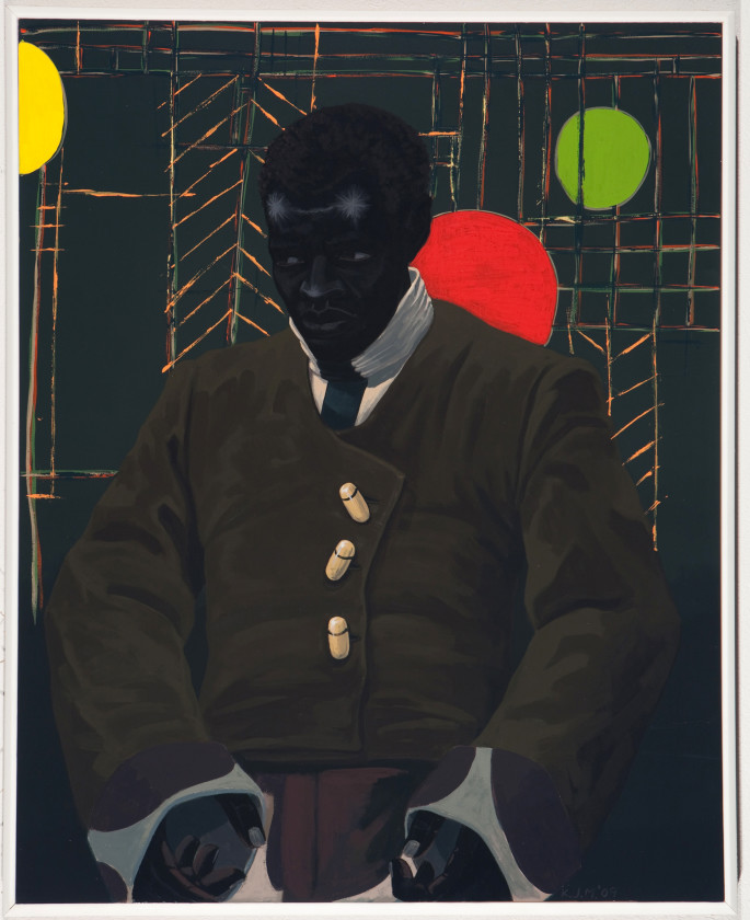 Mastry Kerry James Marshall Africanah Org
