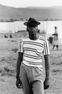 NunnCamp-for-tenant-farmer-families-evicted-from-white-owned-farms.-Weenen-KwaZulu-Natal-1988-hand-printed-silver-gelatin-print-16x20cm-edition-19