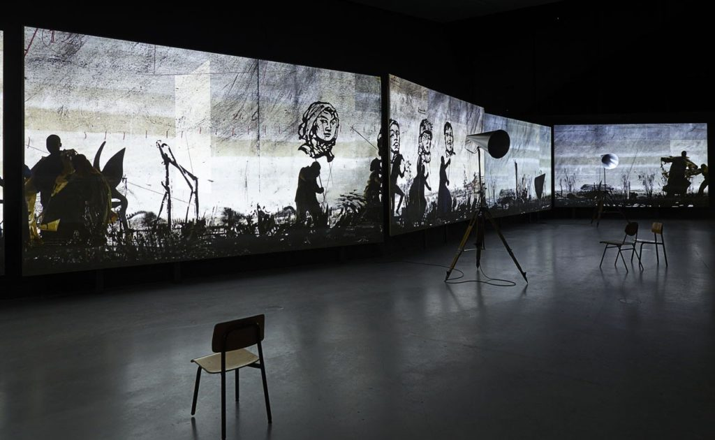 100William Kentridge - More Sweetly Play the Dance