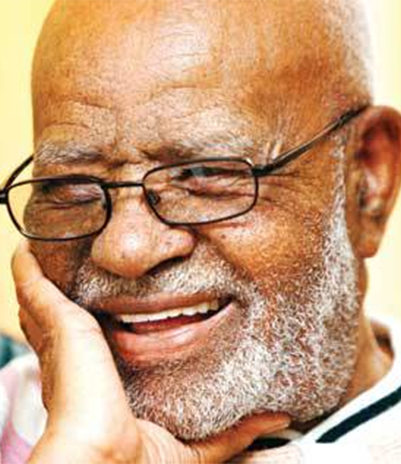 FundaProf Ezekiel Mphahlele or Es'kia Mphahlele as he was commonly known.