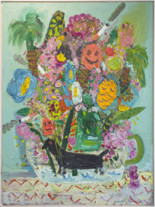 Georgina-Gratrix_Friday-Night-Flowers_2014_Oil-on-Board_155.5-x-120.5-cm_LR