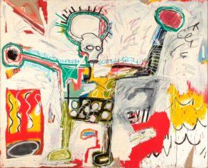 BOOM Jean-Michel Basquiat, Untitled 1982, Museum Boijmans Van Beuningen, Studio Tromp, Rotterdam_preview