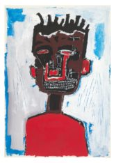 BOOMJean-Michel Basquiat, Self Portrait, 1984, Provate colelction_preview