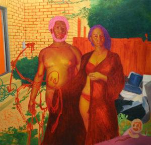 Arcmanoro Niles, Stipulations of Love, 2017