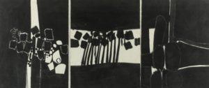 BenjaminLeroyWigfallAbstractTryptich1963