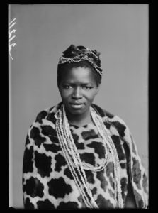BChroniclesCharlotte Maxeke (née Manye), The African Choir. London, 1891. By London Stereoscopic Company. © Hulton ArchiveGetty Images. Courtesy of Hulton Archive, and Autograph ABP, London.