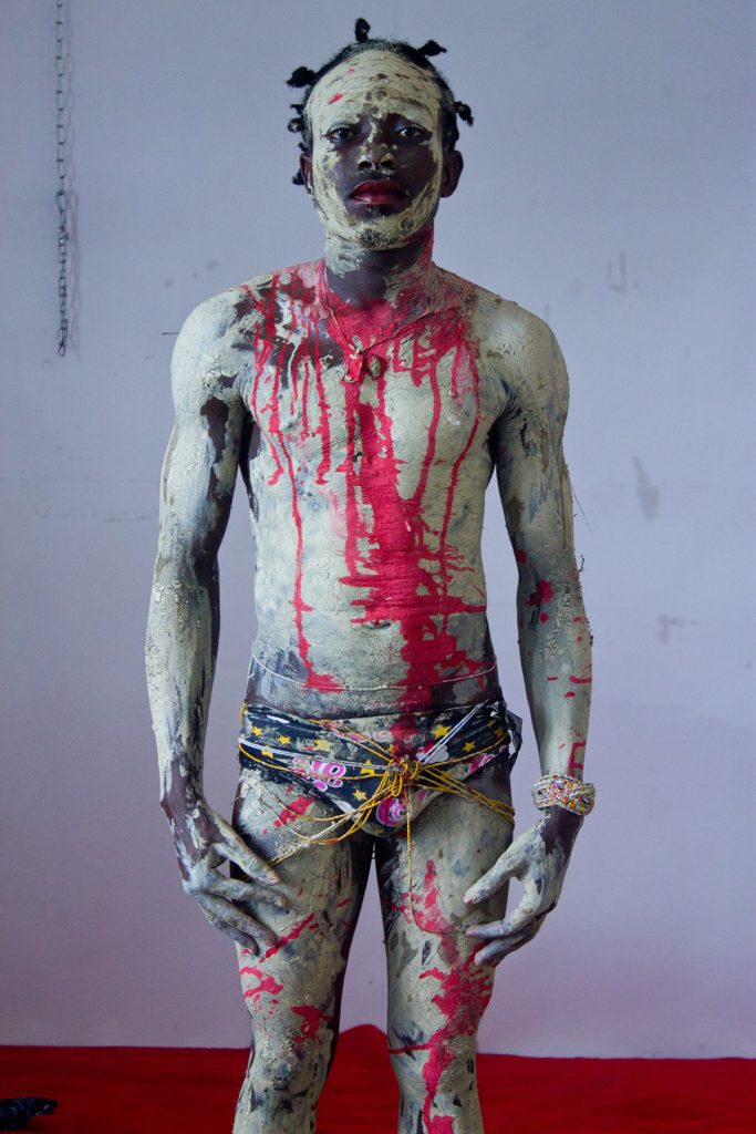 crazinisT-artisT-Thats-Why-You-are-Mad-at-KNUST-Kumasi-Ghana-2014-image-courtesy-the-artist