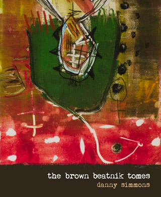 danny_simmons_the_brown_beatnik_tomes_cover