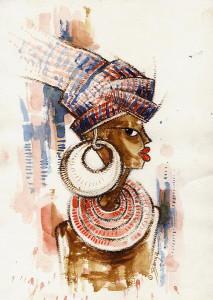 XensonAfricanWoman