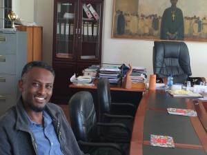 Director Addis Ababa Art Academy