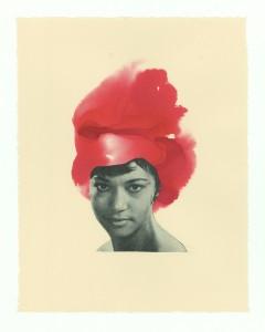 LornaSimpson Ebony Heads2013
