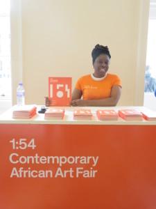 1 54 Contemporary African Art Fair Somerset House London 2