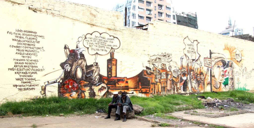 CraigMaVulture' campaign by PAWA 254 and local graffiti artists 2 (2)