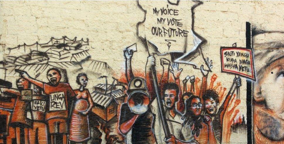 CraigMaVulture' campaign by PAWA 254 and local graffiti artists 3 (2)