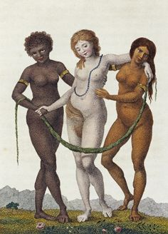 WilliamBlake Europa supported by Africa and Ameria1796