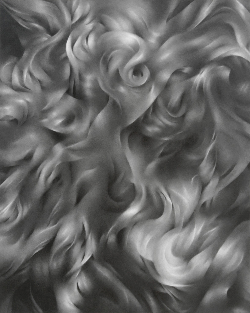XavierUntitled 2014 graphite on paper