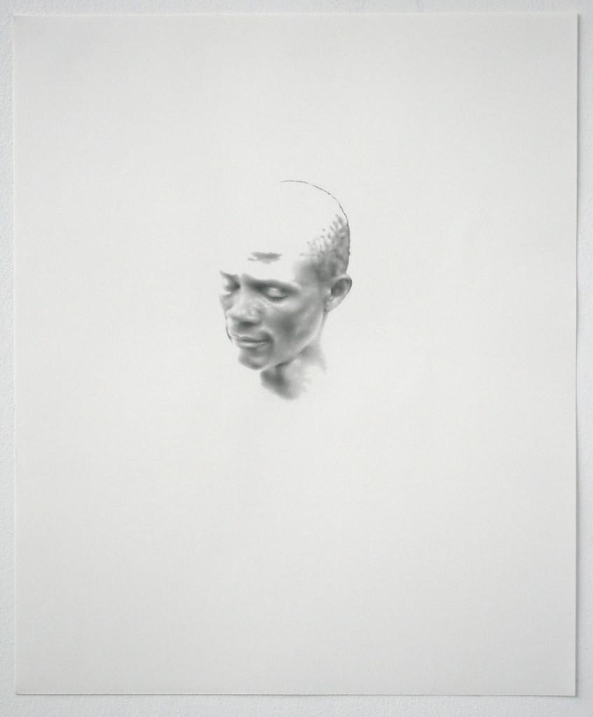 xavierSamaita2016 graphite on paper
