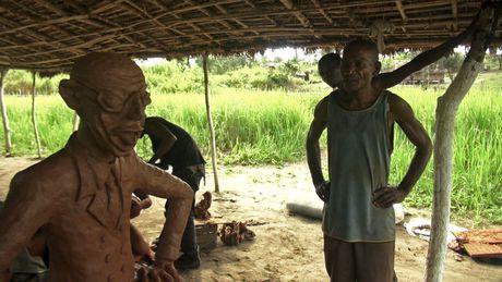 CongoKOW_Art Collector in Congo (2)