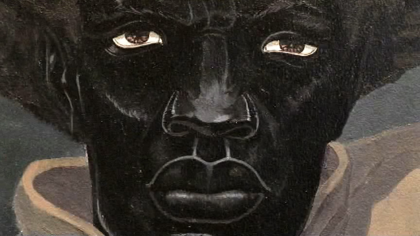 MASTRY: KERRY JAMES MARSHALL - AFRICANAH.ORG