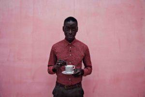 ThuliAfripedia Senegal (film still, Omar Victor Diop) 2014, 28 min 30 Courtesy of Stocktown Films