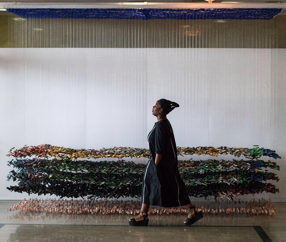 OmejeInstallation-by-Ngozi-Ezenma-at-ARTX-2016