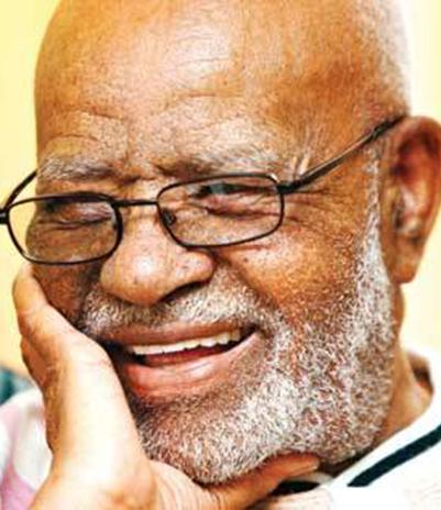 FundaProf Ezekiel Mphahlele or Es'kia Mphahlele as he was commonly known.
