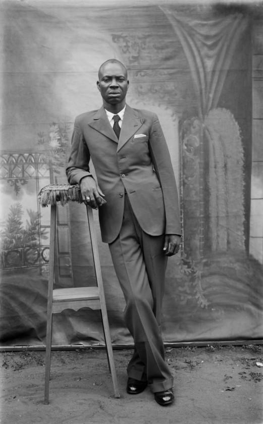 AlongeChief Gaius Obaseki portrait