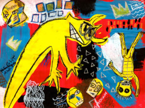 BasquiatLifedoesn't frightenmeatall