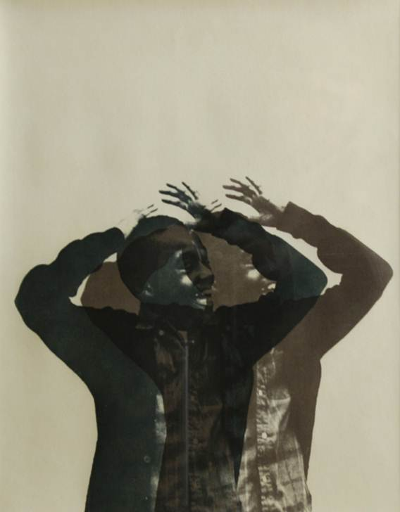 SoulSoulCleveland Bellow (American, 1946-2009). Untitled (Young Man), 1968