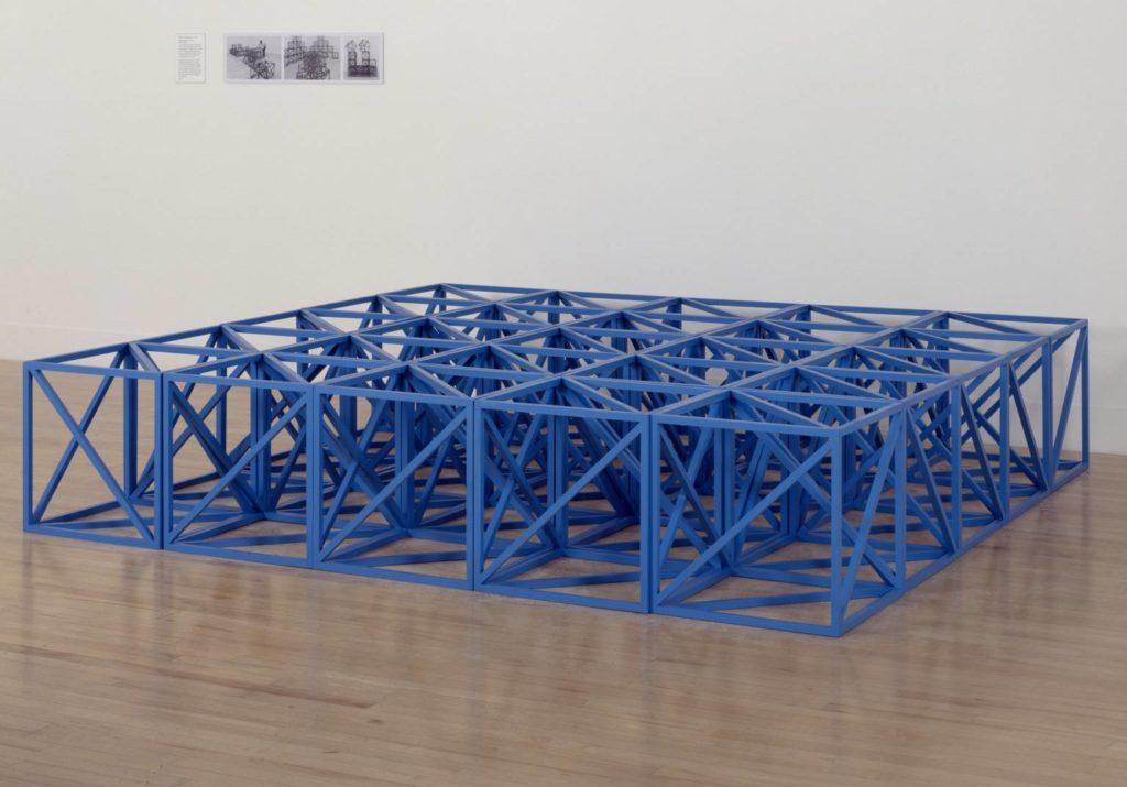 Zero to Infinity 1968-2007 Rasheed Araeen born 1935 Purchased  2009 http://www.tate.org.uk/art/work/T12756