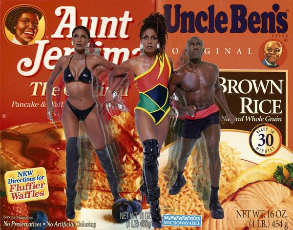 ReneeLiberation of Aunt Jemima & Uncle B