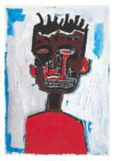 BOOMJean-Michel Basquiat, Self Portrait, 1984, Provate colelction_preview