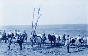 KenGonzalezDayThisDay(Re-enactment of a lynching, Mc Cook, SD, 1925 From the erased lynching series2006