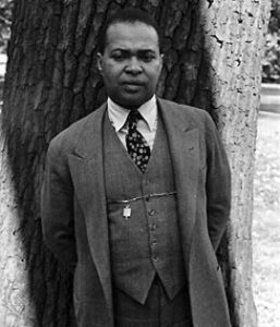 Countee Cullen Photography by Carl Van Vechten, Courtesy of The Van Vechten Trust