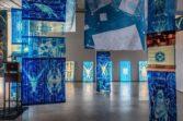 EllenGallager DeLuxe, 2004 - 2005. Portfolio met zestig fotogravures, etsen, aquatinten, litho's en zeefdrukken (detail), ieder 33×26,5 cm. Courtesy Hauser & Wirth Foto Alex Delfanne