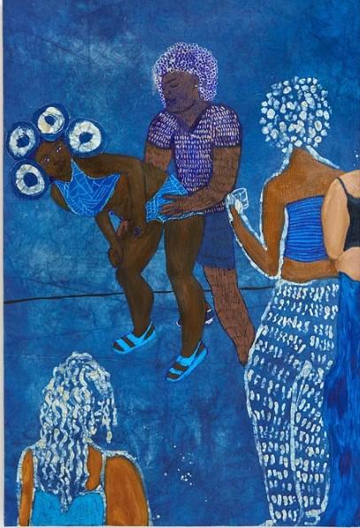 BlackWomenAnd you Sabi do the dance well (2) Sola Olulode