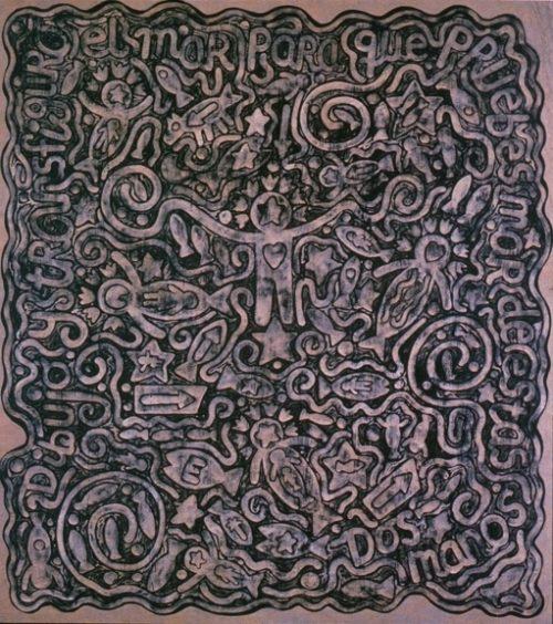 CarlosDibujo y Transfiguro, 1976