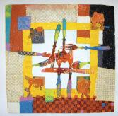JohnTUrban Placemat Crossroads, 1998