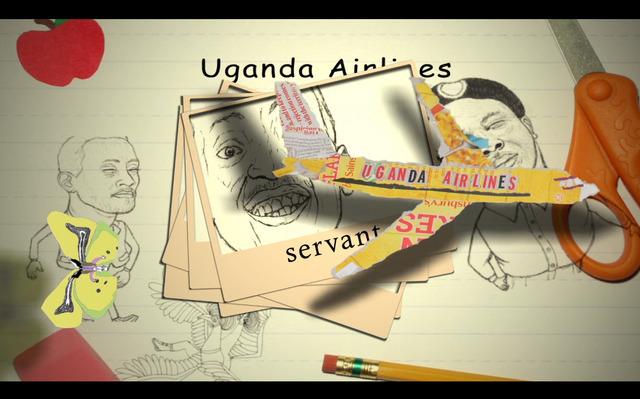 Eria Sane Nsubuga I am not your servant 2019
