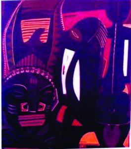 Man Mask and Myth II