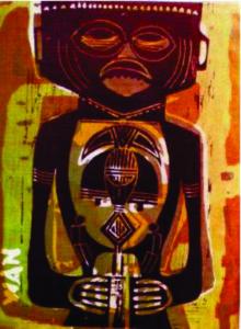 Man Mask and Myth V